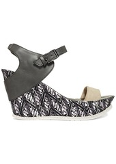 Kenneth Cole Reaction Hugeswell Platform Wedge Sandals