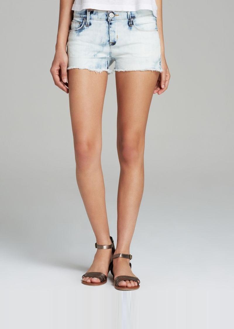 Hudson Jeans Hudson Shorts - Amber Raw Edge in Cosmic