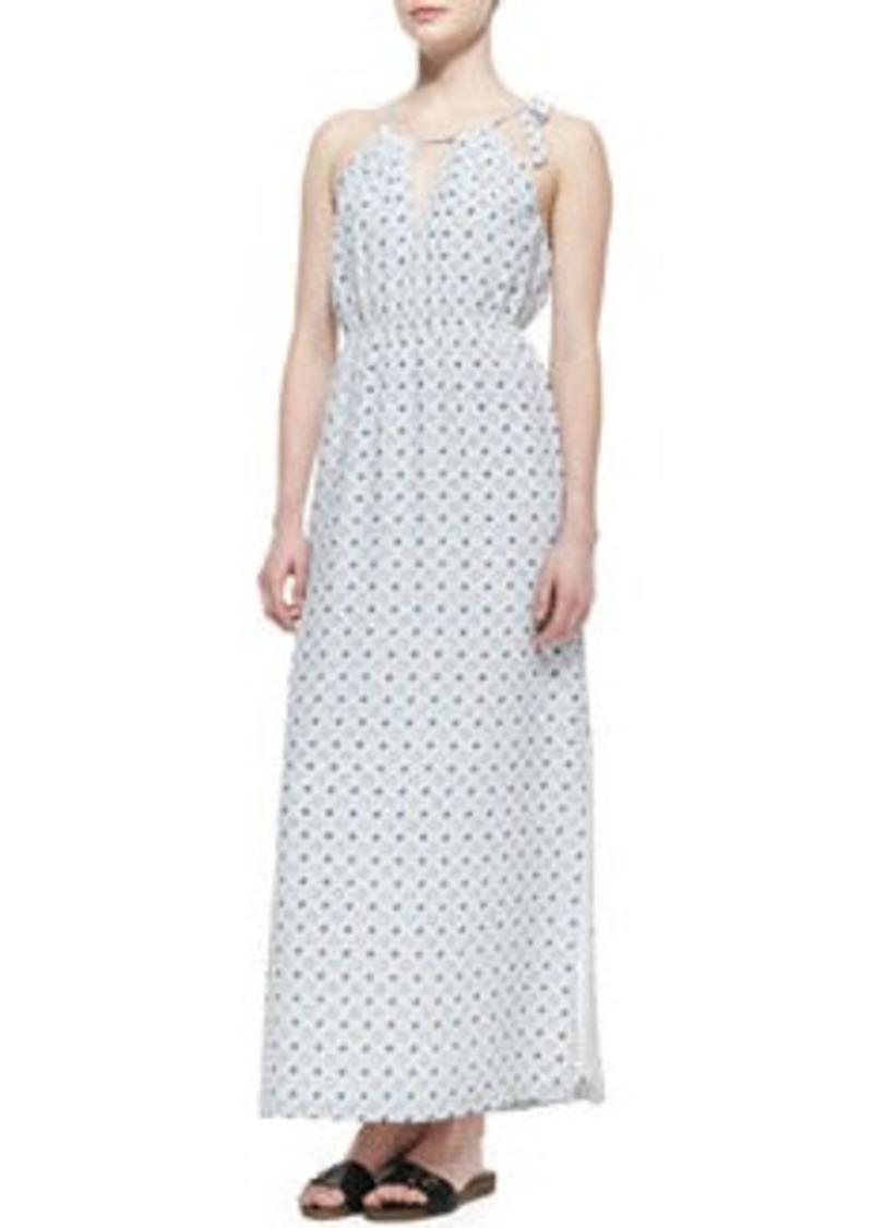 Joie Amaretta Printed Silk Maxi Dress   Amaretta Printed Silk Maxi Dress