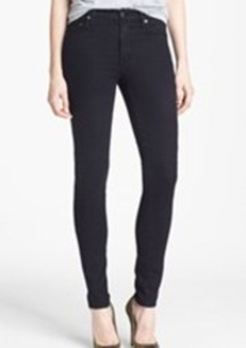 Citizens of Humanity 'Rocket' Skinny Jeans (Black Diamond)