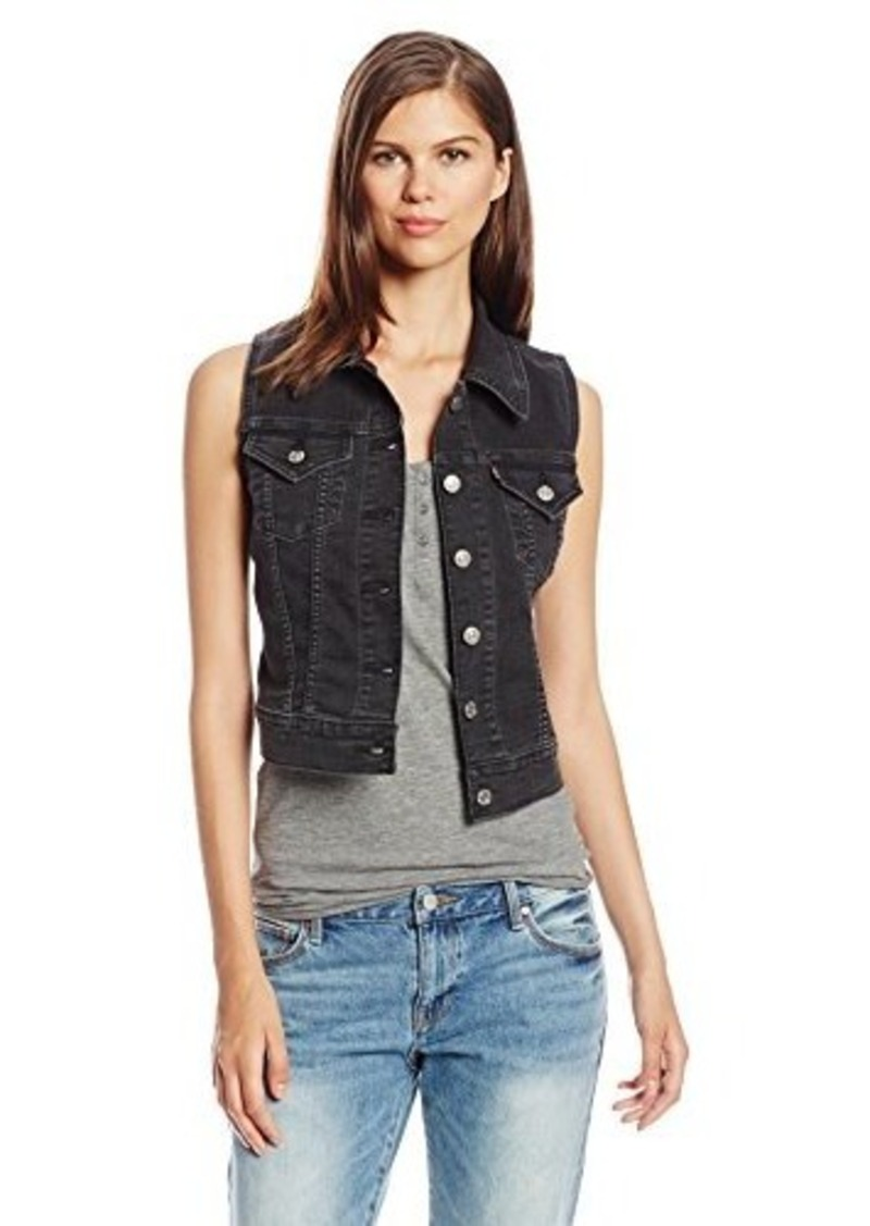 Levi's Juniors Authentic Trucker Vest