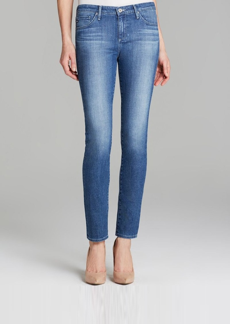 AG Adriano Goldschmied Jeans - The Prima Straight in Vapor