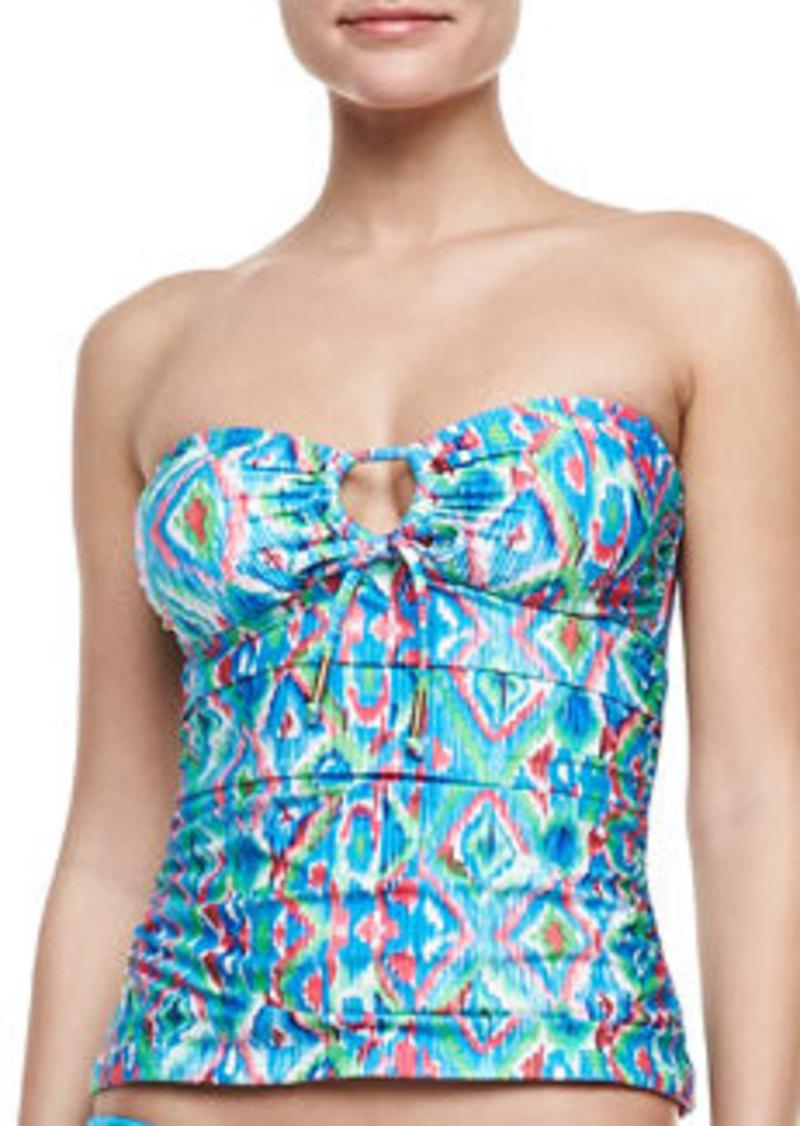 Ella Moss Swim Savannah Printed Bandini Swim Top