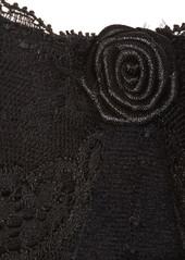 La Perla Calle de la Pasion lace and mesh multi-way bra
