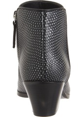 Giuseppe Zanotti Stamped Side Zip Ankle Boots