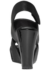 Kenneth Cole Reaction Good Sole Platform Wedge Sandals