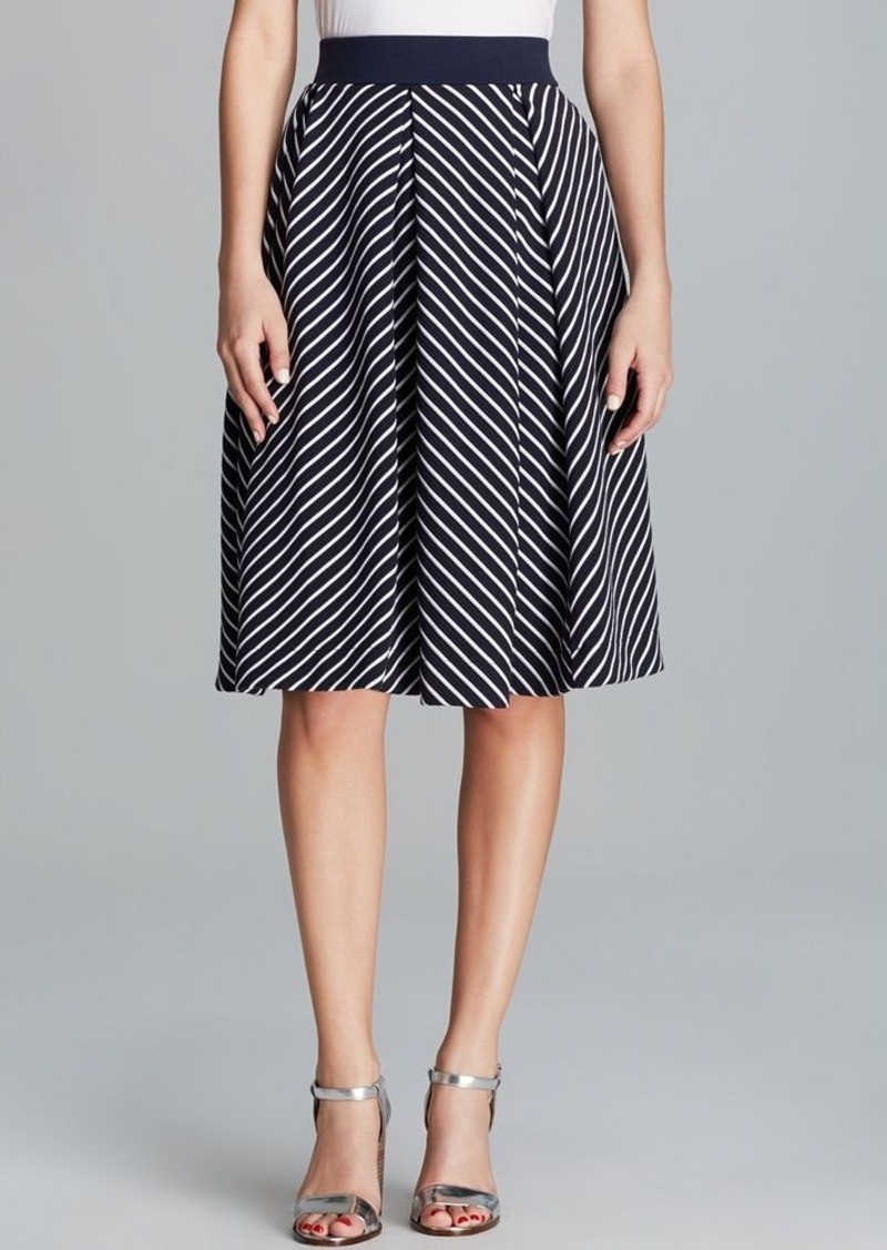FRENCH CONNECTION Skirt - Fast Suki Stripe