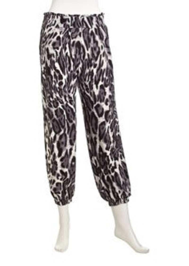 T-Bags T Bags Stretch Leopard Pull-On Pants