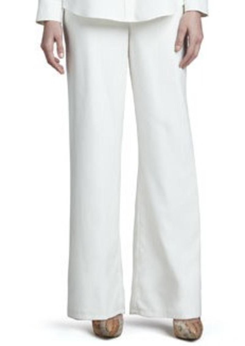 Go Silk Fuji Silk Full-Leg Pants