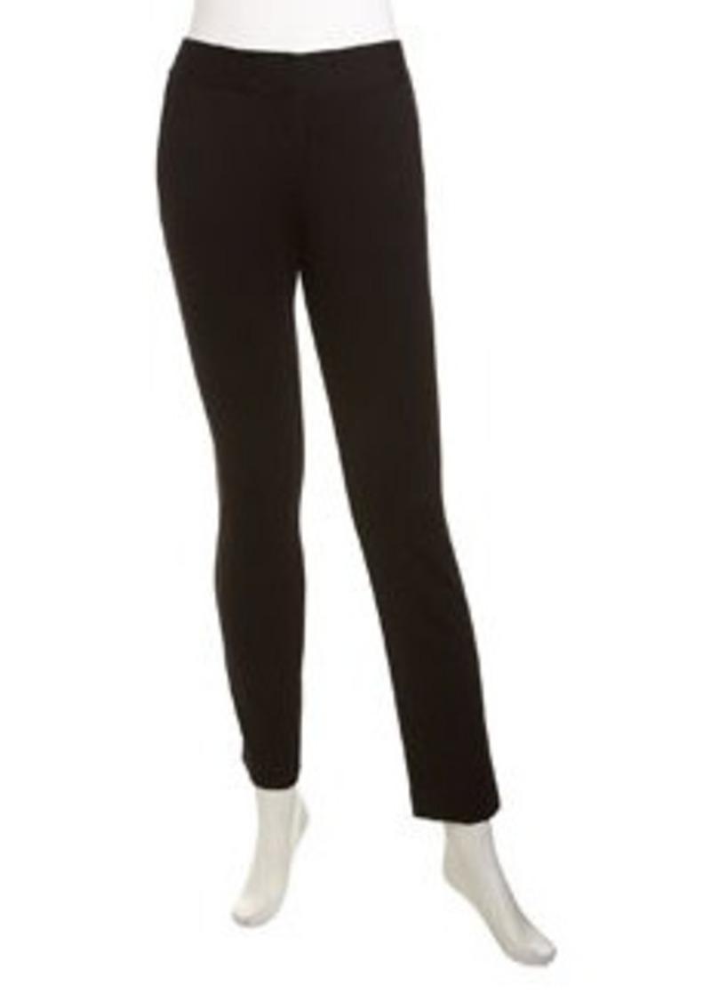 Isda & Co Twill Skinny Pants, Black