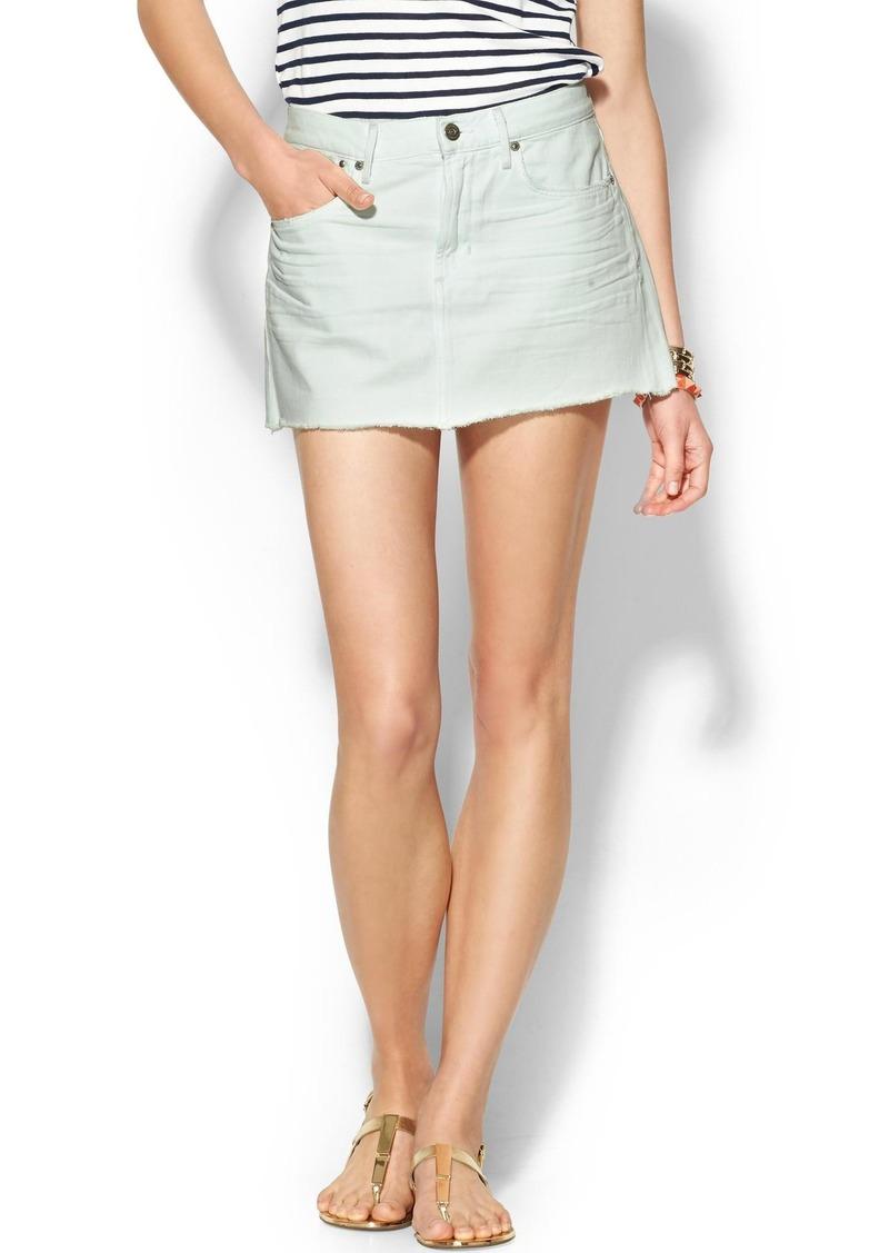 Citizens of Humanity Daria Mini Skirt