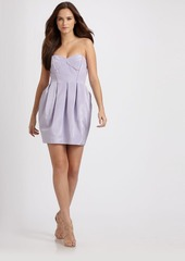 Shoshanna Strapless Mini Dress