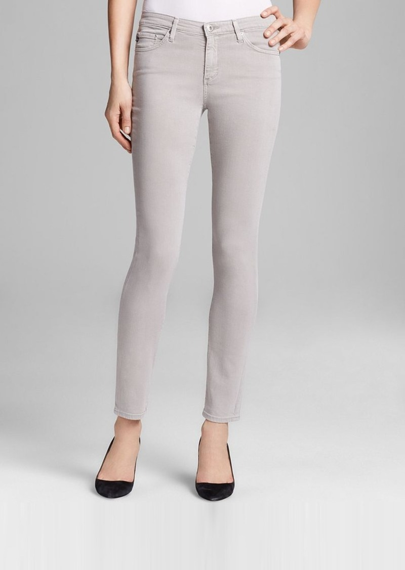 AG Adriano Goldschmied Jeans - The Prima Skinny in Sulfur