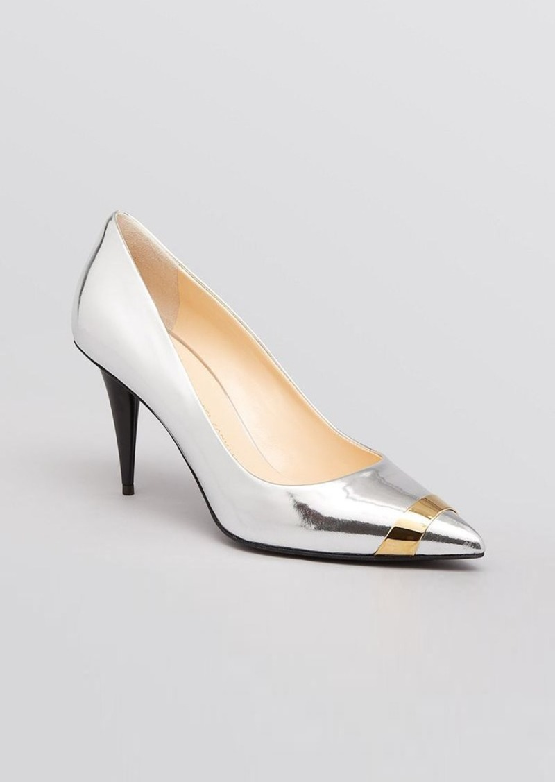 Giuseppe Zanotti Pointed Toe Pumps - Ester High Heel