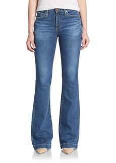 AG Adriano Goldschmied High-Rise Flare Jeans