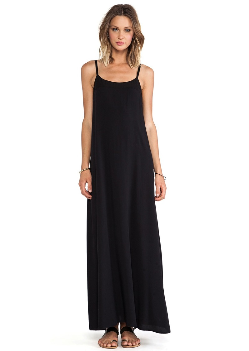 AG Adriano Goldschmied Interval Maxi Dress