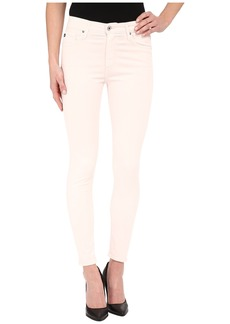 AG Adriano Goldschmied The Farrah Skinny in Old Vintage Blush Pearl