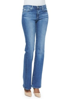 AG Angel 13 Years Mid-Rise Boot-Cut Jeans  Angel 13 Years Mid-Rise Boot-Cut Jeans