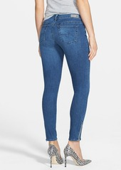 AG Ankle Zip Skinny Jeans (Rally)