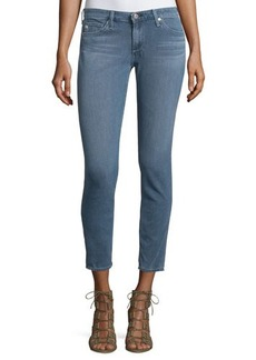 AG Cropped Denim Leggings