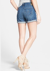 AG 'Hailey' Cuff Denim Shorts (10 Years Santa Ana)