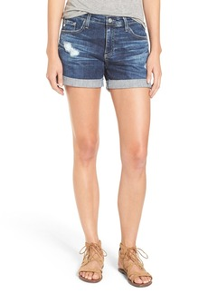 AG 'Hailey' Denim Shorts (11 Years Sail Away)