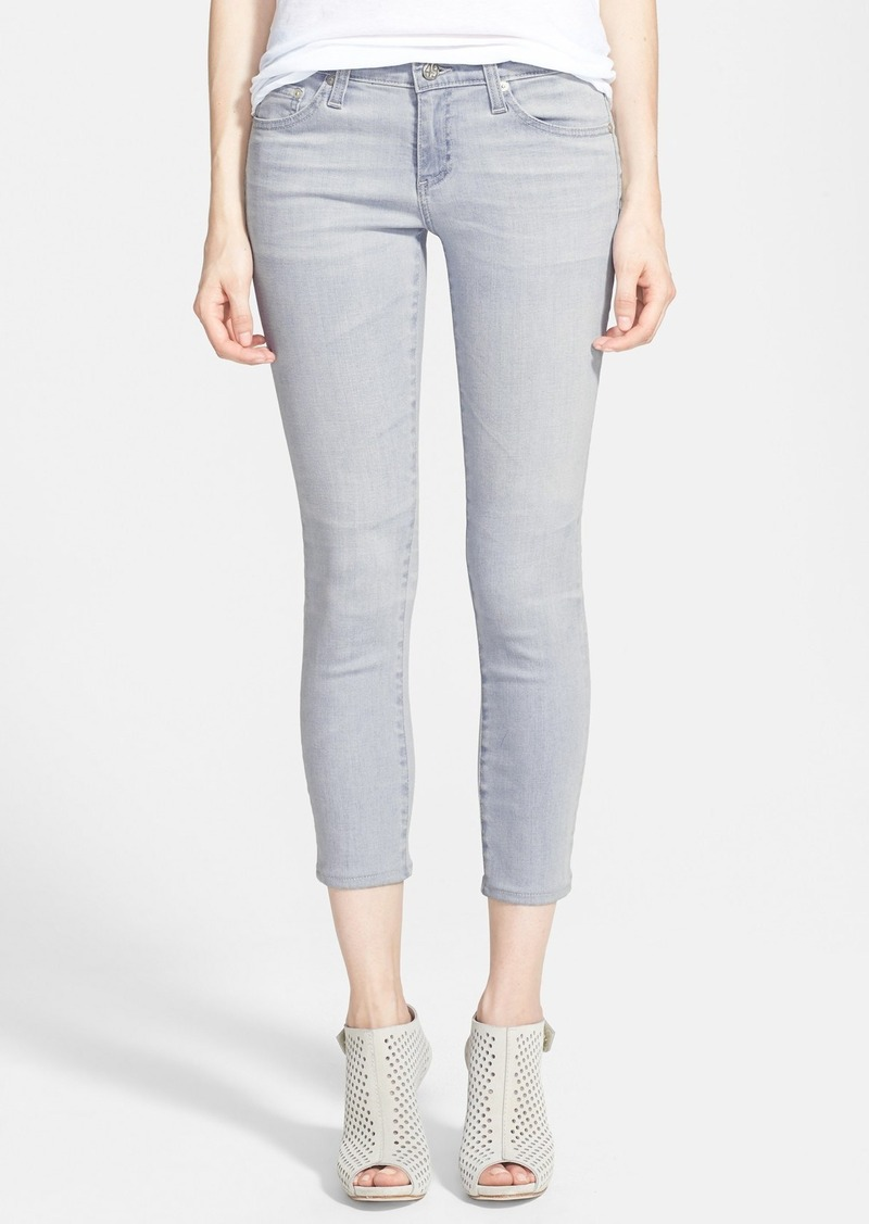AG Adriano Goldschmied AG Jeans 'Stilt' Crop Skinny Stretch Jeans (22 Year Wanderer)
