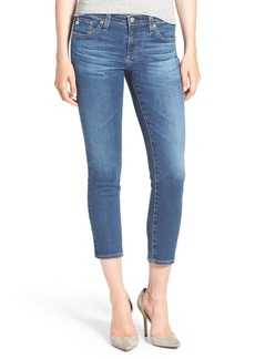 AG Jeans 'The Stilt' Crop Skinny Stretch Jeans