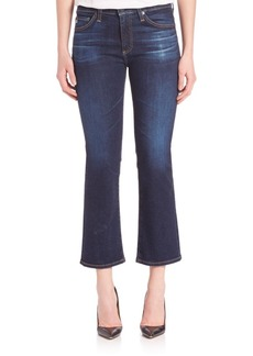 AG Jodi High Rise Flared Crop Jeans