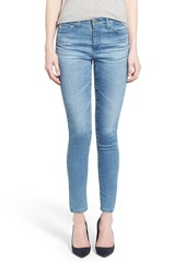 AG Adriano Goldschmied AG 'Middi' Ankle Skinny Jeans (15 Year LiberatingBeat)