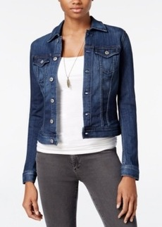 Ag Robyn Torrent Wash Denim Jacket