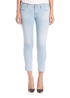 AG Stilt Cropped Jeans