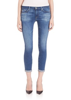AG Stilt Roll-Up Jeans