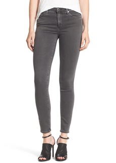 AG 'The Prima' Mid Rise Cigarette Skinny Jeans (Restoration)