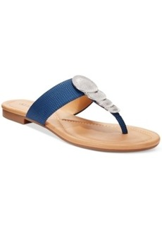 Alfani Harlquin Flat Thong Sandals, Only at Macy's Women's Shoes