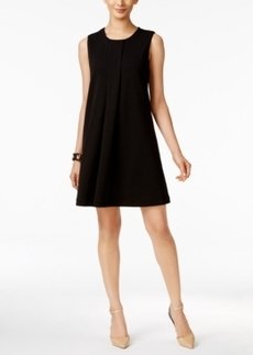 Alfani Pleated A-Line Dress, Only at Macy's