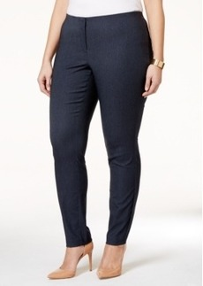 Alfani Plus Size Denim Pants, Only at Macy's