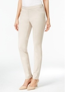 Alfani Prima Side-Zip Skinny Ankle Pants, Only at Macy's