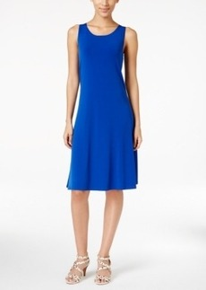 Alfani Sleeveless A-Line Dress, Only at Macy's