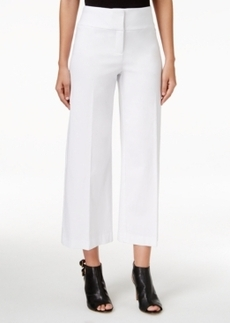 Alfani Solid Culottes, Only at Macy's