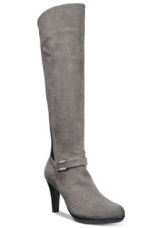 Alfani Viollah Tall Boots, Only at Macy's Women's Shoes