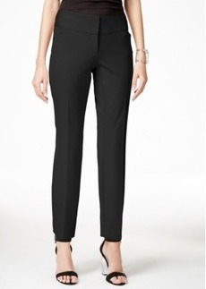 Alfani Slim-Leg Ankle Pants, Only at Macy's