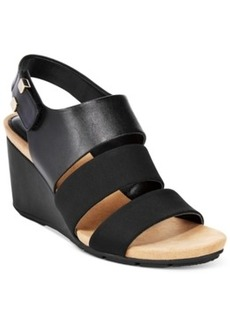 Alfani Women's Elleana Wedge Sandals, Only At Macy's Women's Shoes