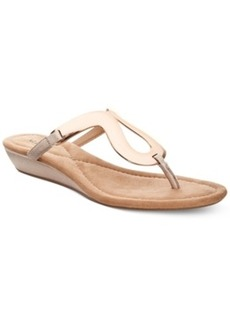 Alfani Women's Farynn Wedge Sandals, Only at Macy's Women's Shoes