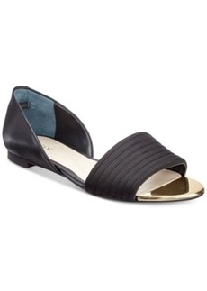 Alfani Women's Isszee Open-Toe Flats, Only at Macy's Women's Shoes