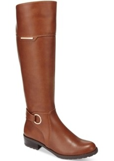 Alfani Women's Jadah Riding Boots, Only at Macy's Women's Shoes