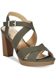 Alfani Women's Palaria Platform Sandals, Only at Macy's Women's Shoes