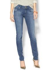 Hudson Jeans Collin Mid Rise Super Skinny