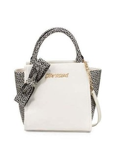 Betsey Johnson Bug A Boo Spotted Tote Bag