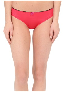 Betsey Johnson Cheeky Cut Out Bikini J1002